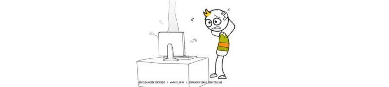 Gode råd om ransomware fra Humor mod hacking