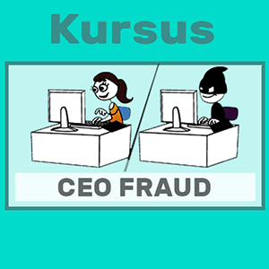 Online kursus om CEO fraud