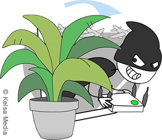 Datasikkerhed på rejsen - e-learning kursus om VPN og gratis wifi