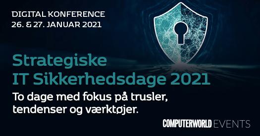 Humor mod hacking på Computerworld-IT-sikkerhedsdage